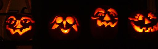 Scary_Halloween_pumpkins